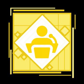 Frame Logo_Speech